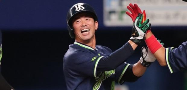 雄平(東京ヤクルトスワローズ) - 週刊ベースボールONLINE ...